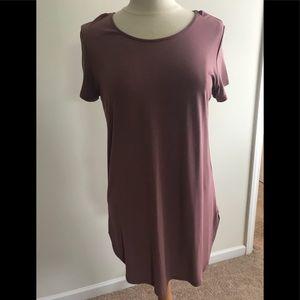 NWOT pink tunic